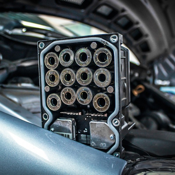 Citroen Jumper Bj. 2002 - 2006 ABS-ESP Steuergeräte Reparatur